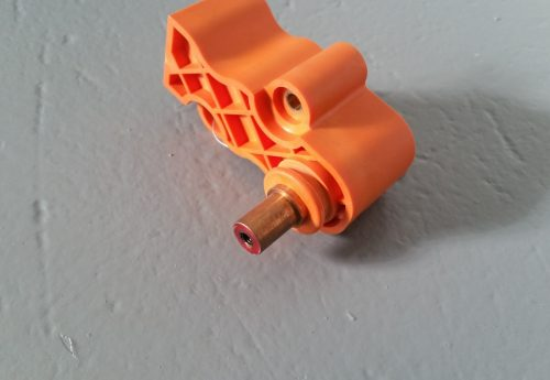 Orange Connector